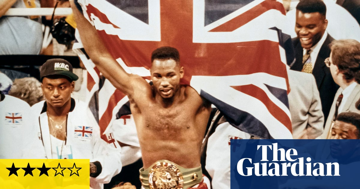 Lennox: The Untold Story review – a ringside seat for the rise of a champ