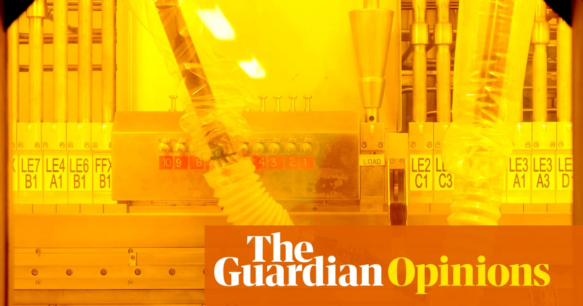 The idea of producing nuclear energy in Australia before