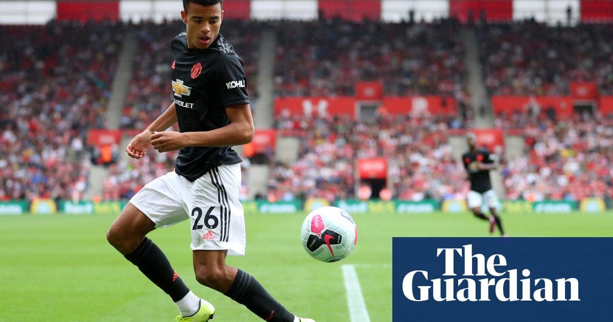 Manchester United's Greenwood 'one of best finishers I've seen', says Solskjær
