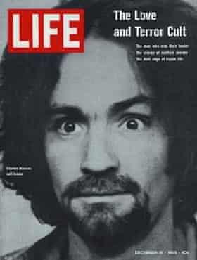 Monster … Charles Manson on the cover of Life, 19 December 1969