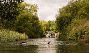 SwimTrek River Thames