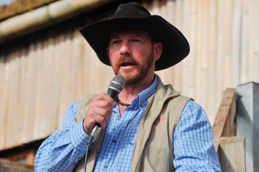 David Gill, founder of South Lakes Safari zoo in Cumbria