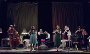 The Unthanks perform How Wild the Wind Blows: the Songs and Poems of Molly Drake, May 2017.