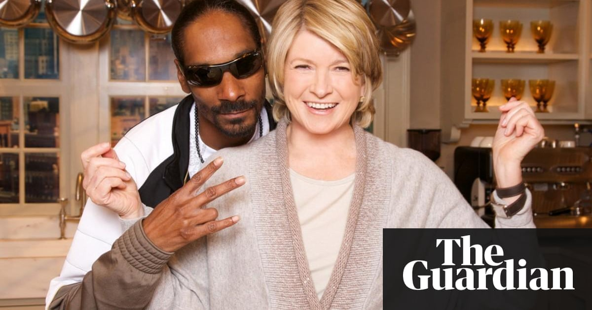 Snoop Dogg And Martha Stewart And Other Tv Team Ups The World