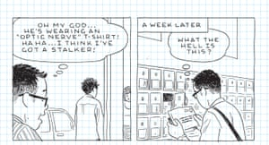 The Loneliness of the Long-Distance Cartoonist by Adrian Tomine 2