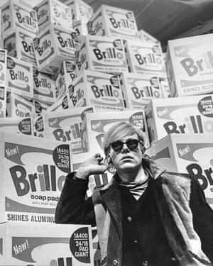 Andy Warhol at Moderna Museet
