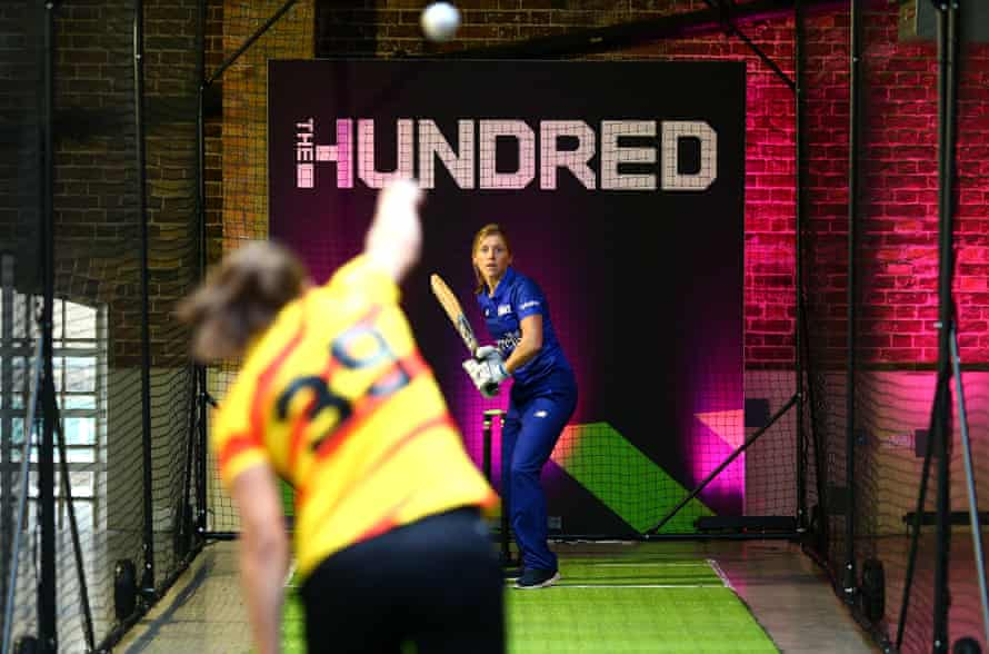 The ECB believe The Hundred will provide a huge boost for women's cricket.
