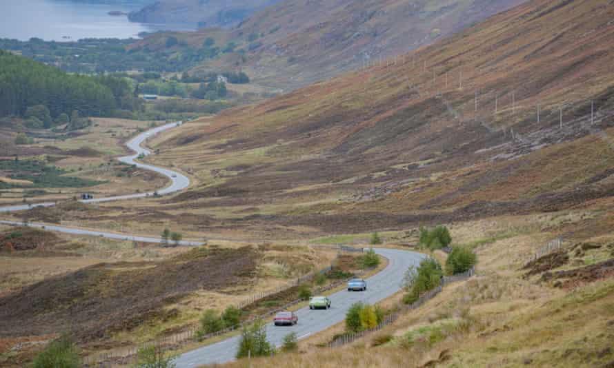The Grand Tour: Lochdown.