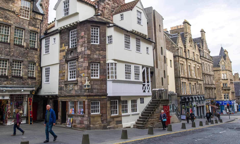 Take the kids to … Scottish Storytelling Centre, Edinburgh