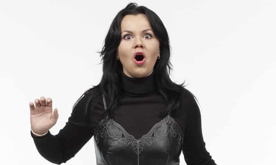 Soaring … the soprano Aleksandra Kurzak.