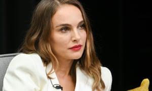 Natalie Portman at the Toronto international film festival