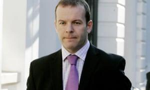 Nick Gargan will get three months' salary in lieu of notice.