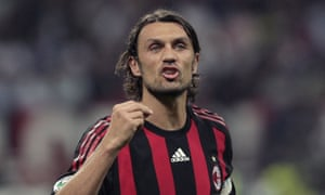 Paolo Maldini's glorious Milan career will mean little when he takes to the court with a doubles partner who admits the legendary footballer's tennis technique 'a little rough around the edges'.