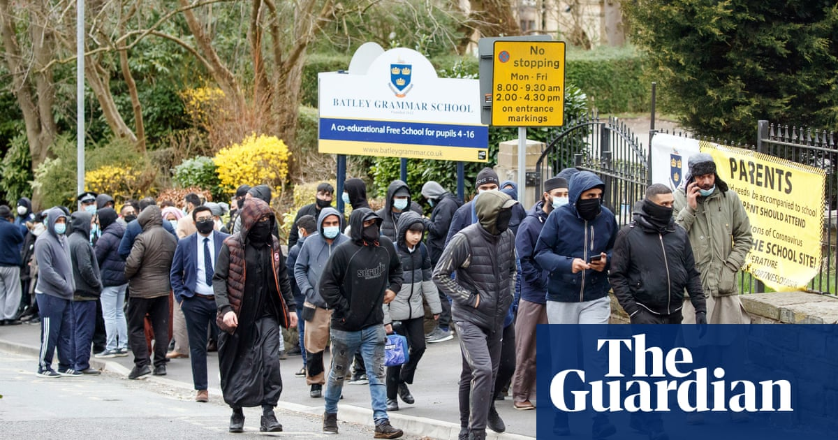Batley teacher suspended after showing Charlie Hebdo image can return