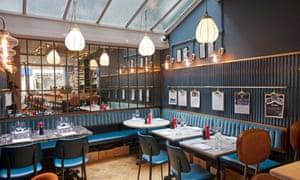 Blandford comptoir london restaurant review life and - Comptoir restaurant london ...