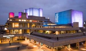 Royal National Theatre, South Bank, London