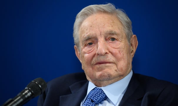 Soros gives $1bn to fund universities 'and stop drift towards authoritarianism' | George Soros | The Guardian