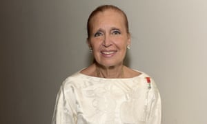 Danielle Steel: 'I do not comb my hair for weeks.'