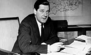 Labour's education secretary, Tony Crosland, in 1965.