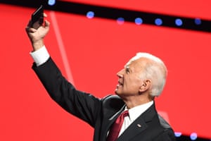 Joe Biden, the current Democratic frontrunner, is reported to have recently shifted funds from online advertising to the traditional medium of TV.