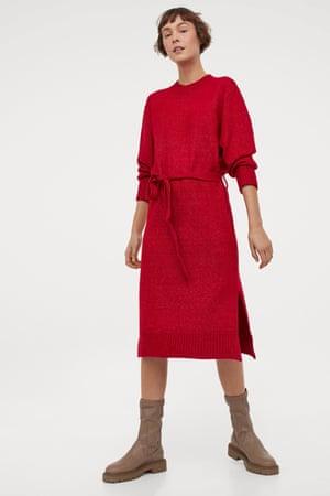 Red, £29.99, hm.com