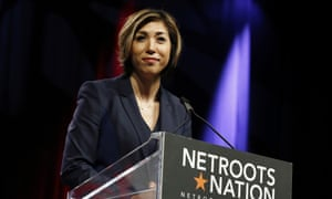 Paulette Jordan: 'The leadership here is so far behind.'