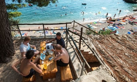 Camp Vala, Mokalo, Croatia.=