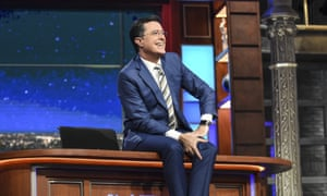 The Late Show with Stephen Colbert will be broadcasting live from the Republican convention