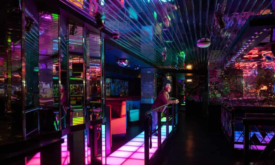 Pryzm nightclub in Leeds