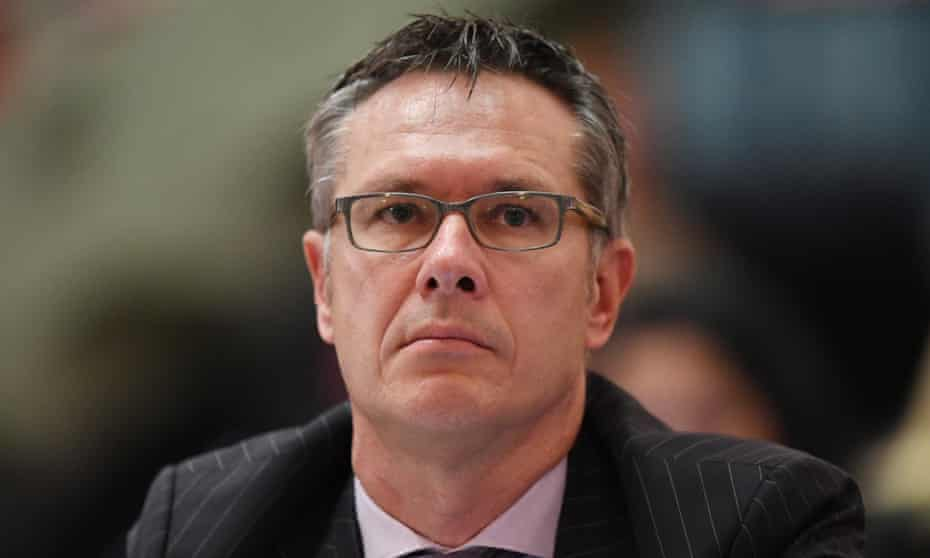 Reserve Bank of Australia deputy governor Guy Debelle warned that 'companies that generate significant pollution might face reputational damage or legal liability from their activities'.