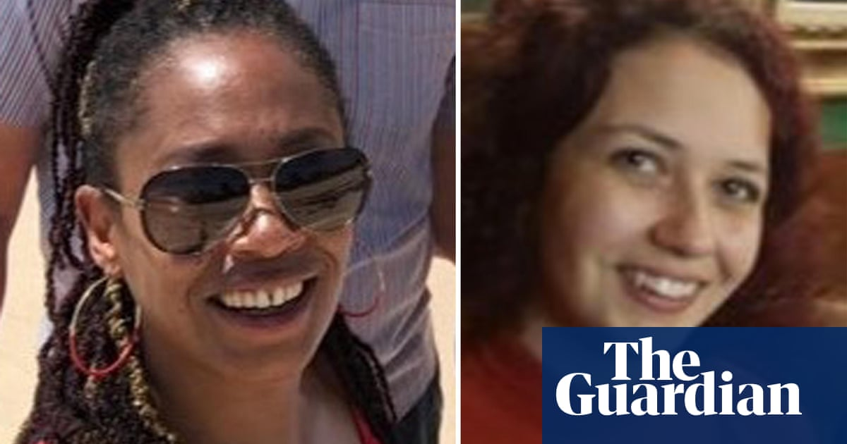 CCTV of sisters later found stabbed to death in London park played in court