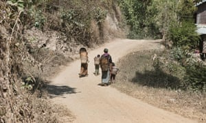 There is a lack of health and family planning awareness among people living in remote villages in Chin.