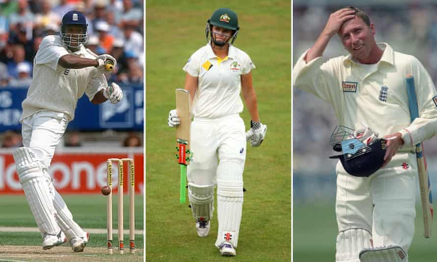 Alex Tudor, Jess Jonassen and Mike Atherton (twice) have felt joy turn to disaster when falling one short of a Test century.