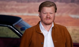 Jesse Plemons at the premiere of El Camino.
