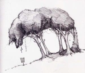 Emily Gravett Wolves slide 2