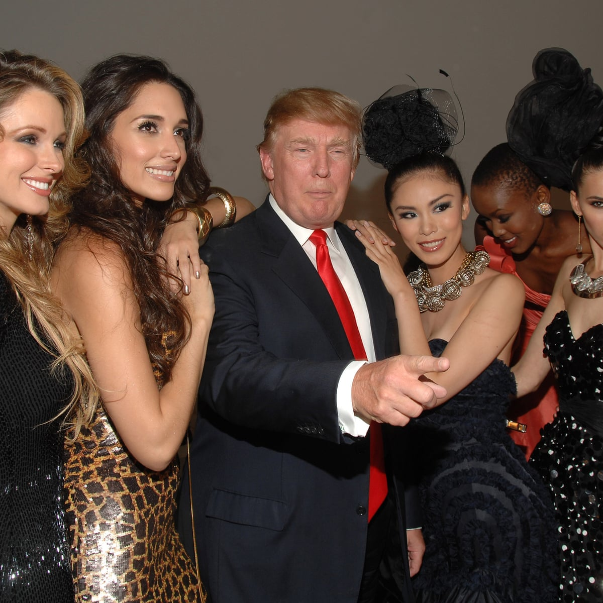 A timeline of Donald Trump's alleged sexual misconduct: who, when ...