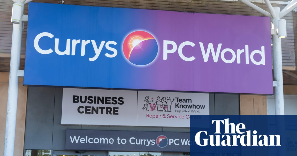 Should I have given in to Currys' threat to take me to court?