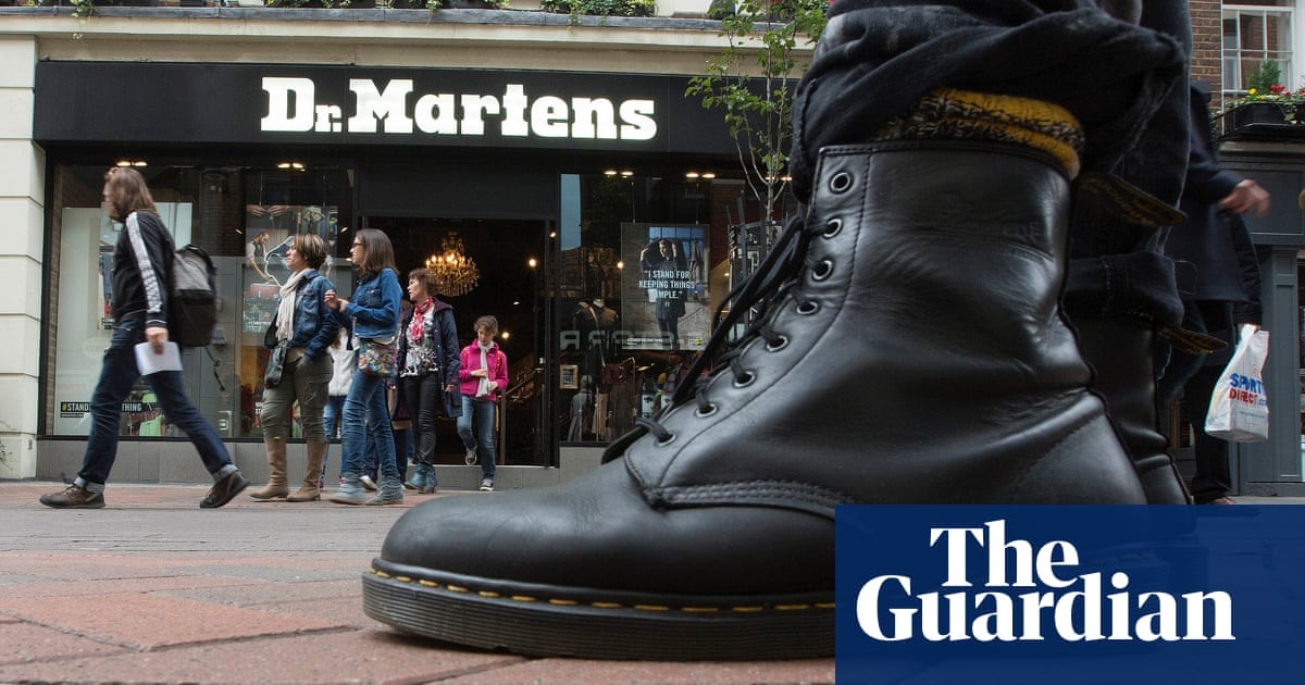 ufficiale negozio online disabilità strutturali Dr Martens: are things going wrong with the UK's beloved brand ...