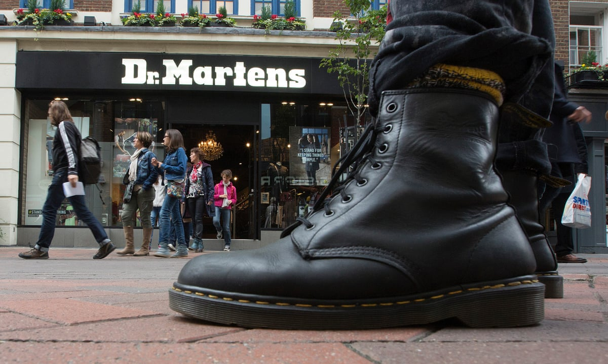 inizio rivista marsupio  Dr Martens: are things going wrong with the UK's beloved brand? | Consumer  affairs | The Guardian