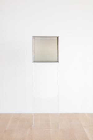 Larry Bell: Time Machines at Institute of Contemporary Art.
