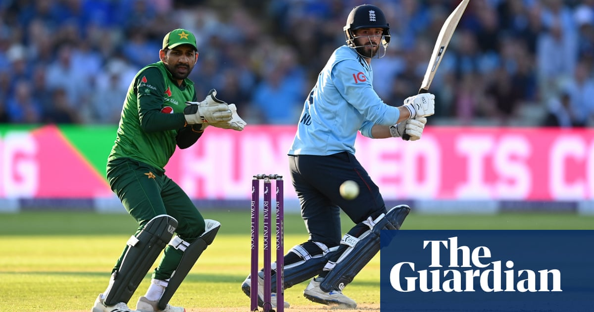 James Vince seals England's ODI series sweep despite Babar's 158 for Pakistan