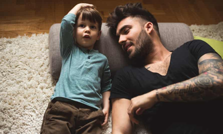 'As I learned sitting on the living room floor, the crucial thing is to validate your children's emotions. Of course, this sounds blatantly obvious in theory, but in the mad scramble of working parenthood can be easily deceptively difficult.'