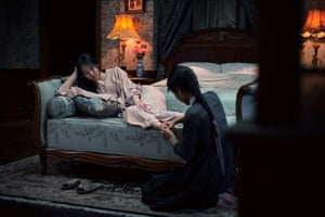 The most twisted of love stories ... The Handmaiden.