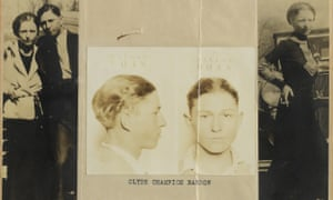 A wanted poster for Clyde Barrow sold for $4,375.