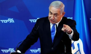 Israel's prime minister Benjamin Netanyahu promised not to dismantle a single Jewish settlement.