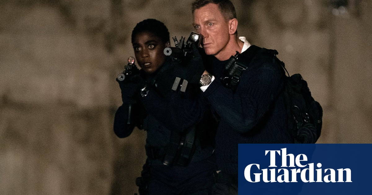 No Time to Die: James Bond film smashes box office records