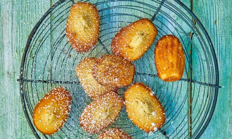 Elizabeth David's madeleines