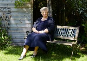 Local historian Kay Van Kesterton