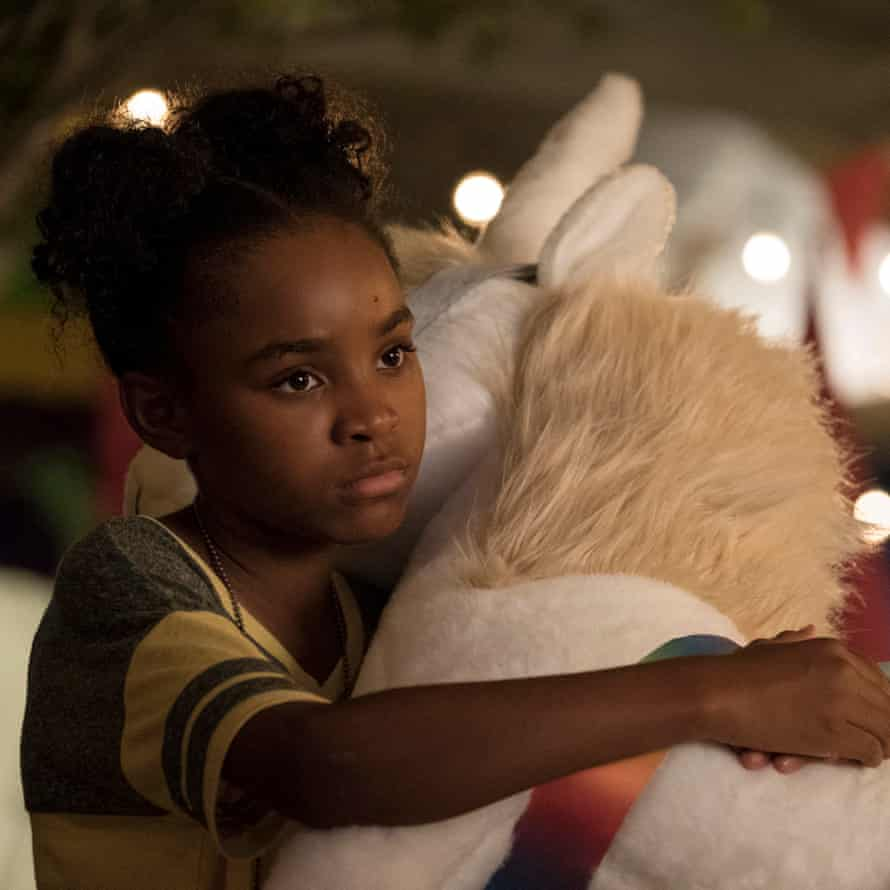 Saniyya Sidney stars as Amy Bellafonte in Fox's 'The Passage.'