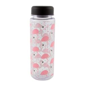 Sass & Belle Flamingo water bottle.